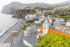Camara de Lobos Royalty Free Stock Photo