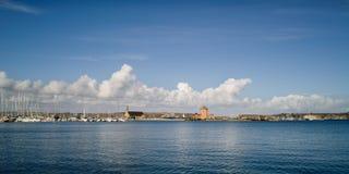 Camaret in Bretagne, Frankreich Lizenzfreie Stockbilder