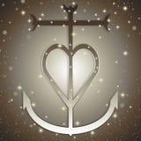 Camargue Cross  Royalty Free Stock Image