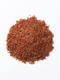 Camargue red rice Stock Photo
