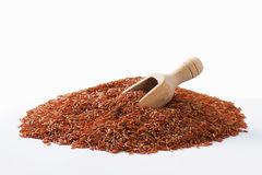 Camargue red rice Stock Photography