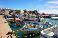 Camargues Sea Royalty Free Stock Photos