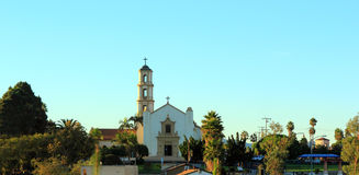 Camarillo Church, CA Royalty Free Stock Photography