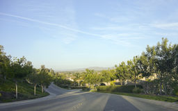 Camarillo Steep Streets, CA Stock Images