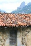 Camarmeña, Cabrales, Spagna Fotografie Stock