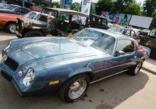 1978年camaro薛佛列汽车 库存图片