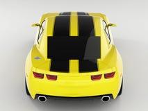 camaro 2009 chevroleta koncepcji Obrazy Stock