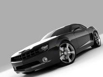 camaro 2009 chevroleta koncepcji Zdjęcie Stock