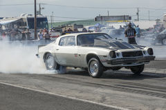 Camaro in action Stock Photography