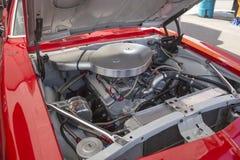 Camaro race car engine bay Royalty Free Stock Image