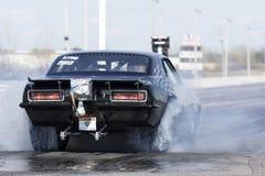 Camaro-Rauchshow Stockbilder