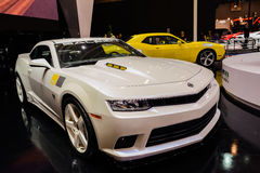Camaro 620 from Saleen,2014 CDMS Stock Image