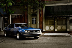 Camaro SS Royalty Free Stock Photo