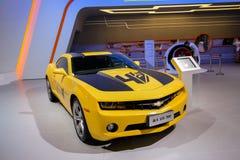 Camaro van Chevrolet, 2014 CDMS Stock Foto's