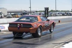 Drag racing Stock Photography