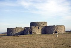 Camber Castle Stock Photography
