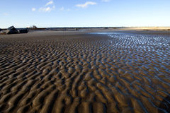 Camber Sands Beach Stock Image