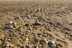 Camber Sands Beach Royalty Free Stock Photography