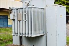 Cambiador de calor del aire imagen de archivo