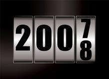 cambiamento 2008 illustrazione di stock