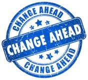 Cambiamento avanti Immagini Stock Libere da Diritti