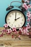 Cambiamento di tempo di primavera Immagine Stock Libera da Diritti
