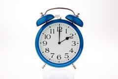 Cambiamento di tempo a partire da ora legale Fotografia Stock
