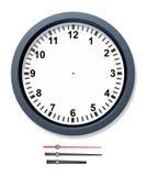 Cambie el reloj de tiempo Foto de archivo