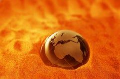 Cambio de clima Imagen de archivo libre de regalías