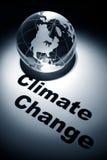 Cambio de clima Imágenes de archivo libres de regalías