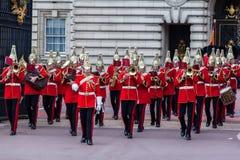 Cambio del protector Londres Fotografía de archivo