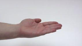 Cambio euro almacen de metraje de vídeo