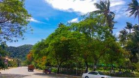 Camboda della città di Keb Immagini Stock