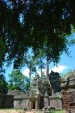 cambodia świątynie Fotografia Royalty Free
