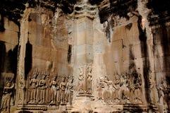 cambodia Royaltyfri Foto