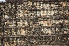 Cambodia, ancient Temple Royalty Free Stock Photos