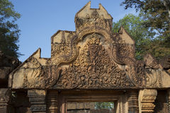 Cambodia, ancient Temple Stock Images