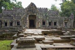 Cambodia, ancient Temple Stock Image