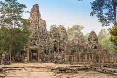 Cambodia, Angkor Archaeological Park Royalty Free Stock Images