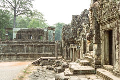 Cambodia, Angkor Archaeological Park Stock Image