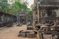 Cambodia, Angkor Archaeological Park Stock Photo