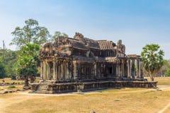 Cambodia, Angkor Archaeological Park Stock Image