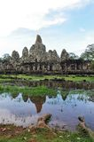 Cambodia - Angkor - Bayon temple Stock Images