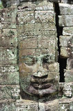 Cambodia Angkor Bayon temple Royalty Free Stock Images