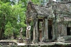 Cambodia Angkor Preah Khan Fotos de Stock