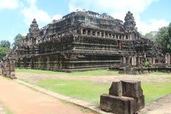 cambodia Angkor Thom City Baphuon tempel Siem Reap stad Siem Reap landskap Royaltyfria Bilder