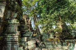 Cambodia. Angkor vat. Stock Photography