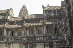 Cambodia.Angkor Wat. Στοκ Φωτογραφίες