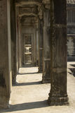 Cambodia.Angkor Wat. Στοκ Φωτογραφία