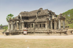 Cambodia.Angkor Wat. Στοκ φωτογραφία με δικαίωμα ελεύθερης χρήσης